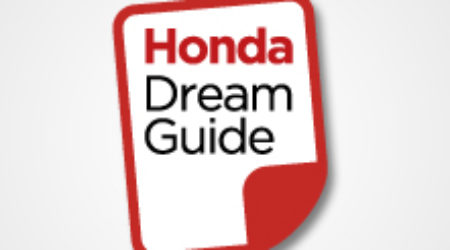 Honda Dream Guide