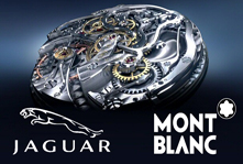 WatchNight con Montblanc