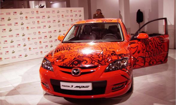 Mazda & EGO