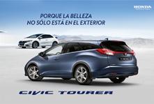 Nuevo Civic Tourer