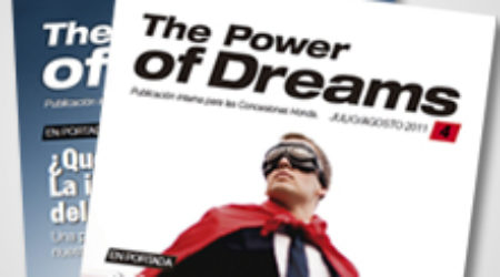 Revista The Power Of Dreams